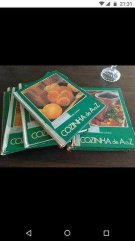 Coleção de culinária de A a Z