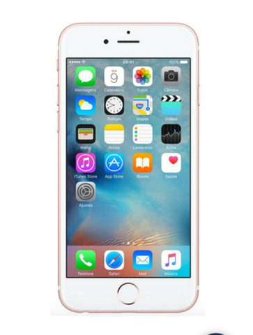 iPhone 6 s 128gb na cor rose gold - Foto 3