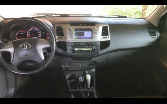 Toyota Hilux 3.0 SRV 4X4 - Foto 5