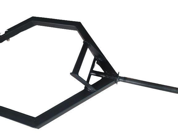 Barra hexagonal ponteira standart - Foto 3