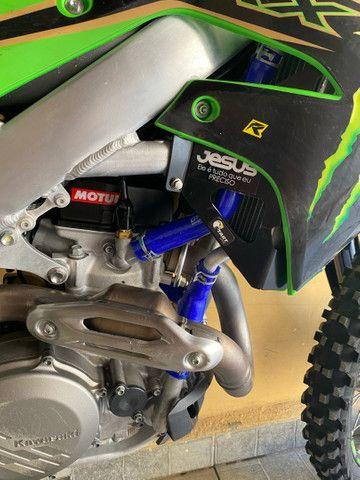 Mangueira radiador Kawasaki kxf 450 16-21 - Foto 4