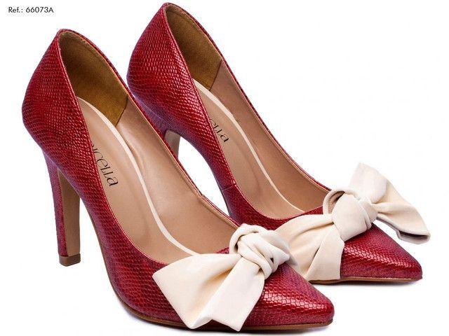 Sapato Scarpin Torricella - Foto 2