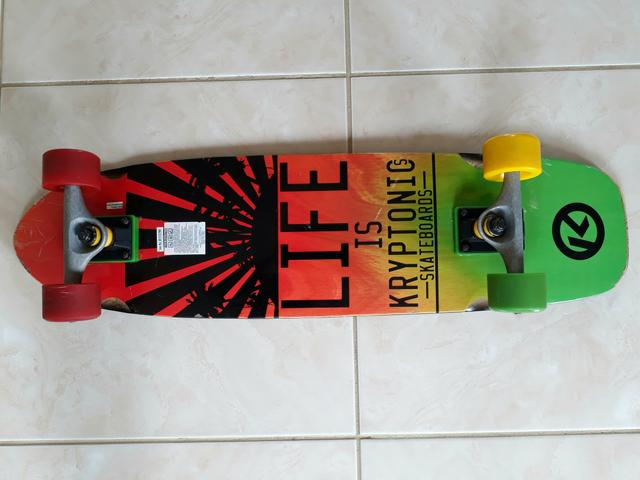 Skate Life is Kryptonics Skateboards:Semi novo