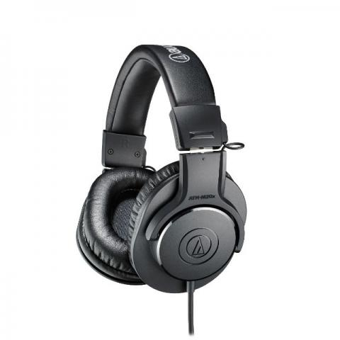 Audio Technica Ath-m20x Headphone Fone De Ouvido