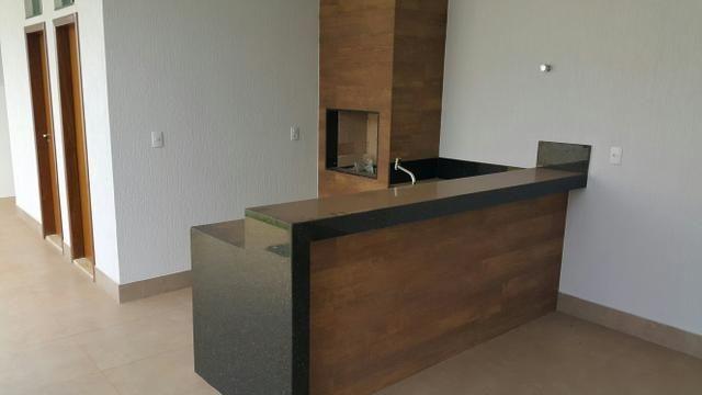 Casa nova 3quartos 3 suítes piscina churrasqueira rua 8 Vicente pires - Foto 12