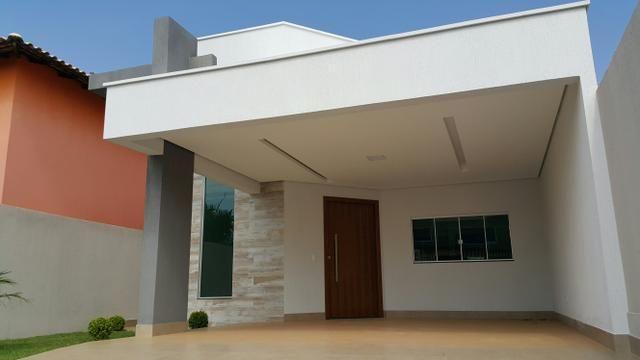 Casa nova 3quartos 3 suítes piscina churrasqueira rua 8 Vicente pires - Foto 19