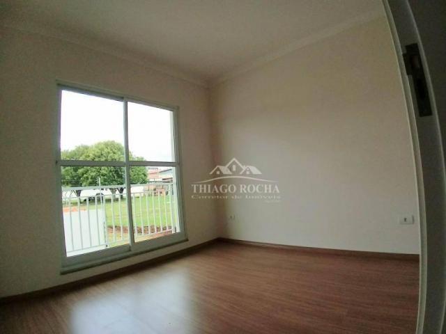 Sobrado com 3 dormitórios à venda, 134 m² por r$ 520.000,00 - cruzeiro - são josé dos pinh - Foto 13