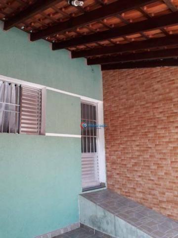 Casa com 3 dormitórios à venda, 200 m² por r$ 430.000,00 - jardim santa esmeralda - hortol - Foto 7