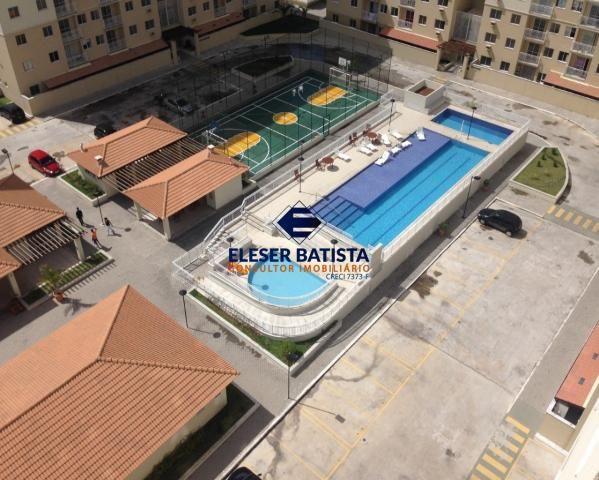 Apartamento à venda com 3 dormitórios em Villaggio limoeiro, Serra cod:AP00224 - Foto 9