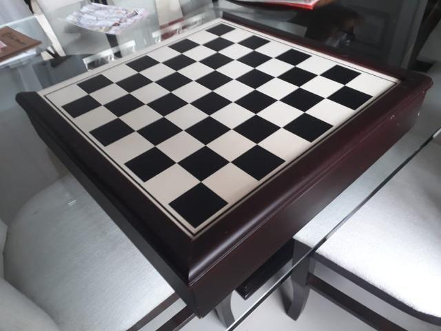 Jogo de xadrez temático medieval - Foto 2