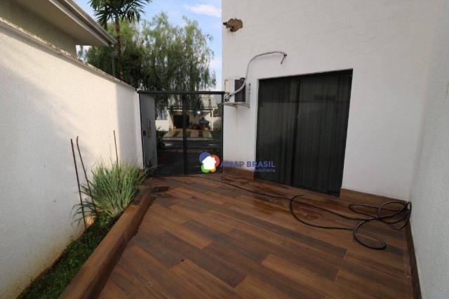 Sobrado com 4 dormitórios à venda, 380 m² por R$ 1.600.000,00 - Residencial Granville - Go - Foto 19