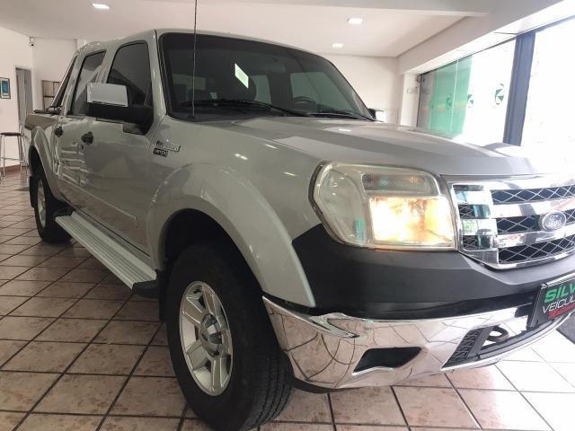 Ranger Limited 3.0 4x4 2012 Prata Unico dono