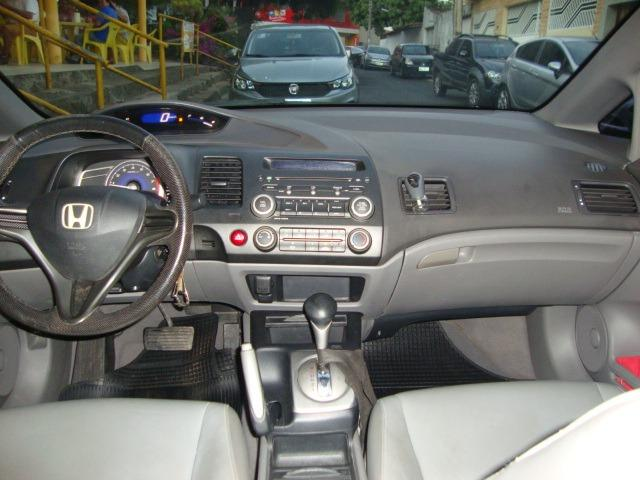 Vendo Honda Civic 2008/2008 1.8 LXS 16V Flex 4P Automático - Foto 6