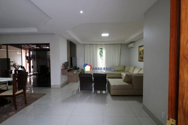 Sobrado com 4 dormitórios à venda, 380 m² por R$ 1.600.000,00 - Residencial Granville - Go - Foto 2