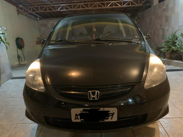Honda Fit 1.4 AUT 2008