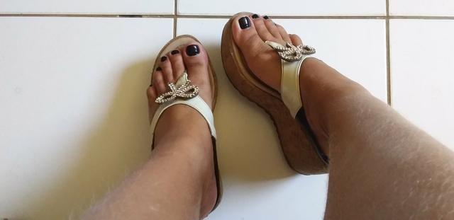 Sandália plataforma - Foto 2
