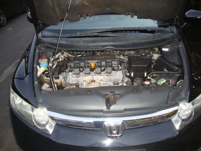 Vendo Honda Civic 2008/2008 1.8 LXS 16V Flex 4P Automático - Foto 8