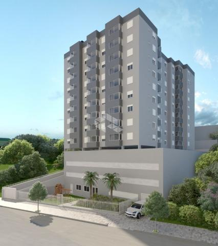 Apartamento à venda com 2 dormitórios em São roque, Bento gonçalves cod:9914242