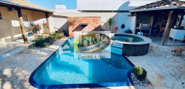 Casa à venda com 3 dormitórios em Ipê, Três lagoas cod:391 - Foto 8