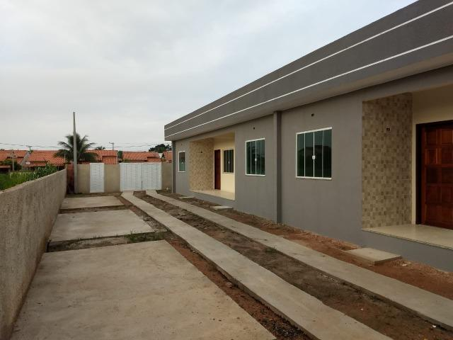 Código 318 - Casa com 1 quarto e 2 quartos no Parque Nanci - Maricá