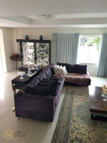 Casa com 5 dormitórios para alugar por r$ 12.000/mês - praia do estaleiro - balneário camb - Foto 15