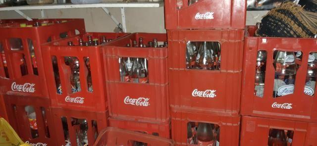 Vendo 18gradiado de Coca-Cola retornavi e 10 de retonavi plástico de 2 litro