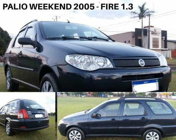 Palio weekend elx 1.3 fire 2005