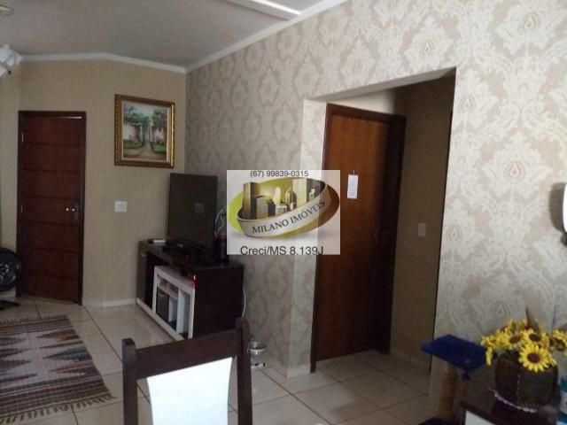 Casa à venda com 2 dormitórios em Ipê, Três lagoas cod:405 - Foto 12