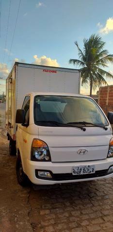 Caminhonete Hyundai hr 2018/2019 (diesel) 130cv - Foto 2