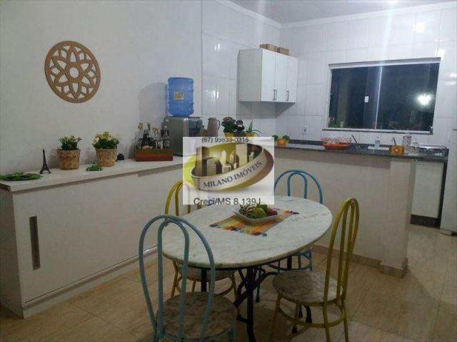 Casa à venda com 3 dormitórios em Ipê, Três lagoas cod:294 - Foto 7