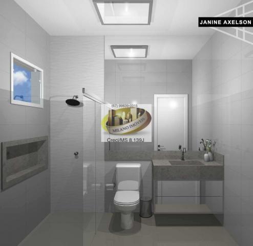 Casa de condomínio à venda com 1 dormitórios cod:400 - Foto 9