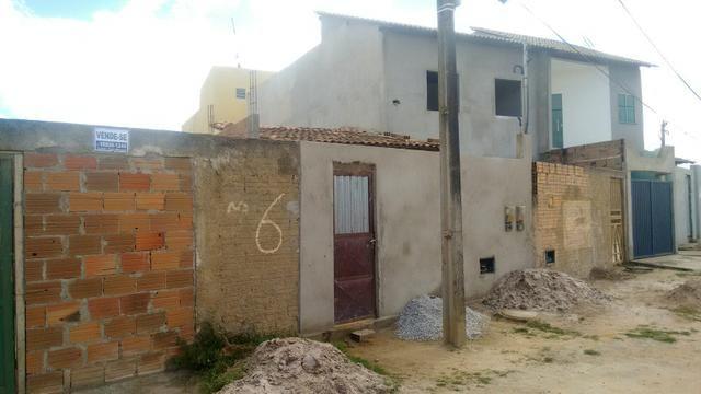 VENDE-SE ESTA CASA EM CONSTRUÇÃO: (Valor negociável ) - Foto 13