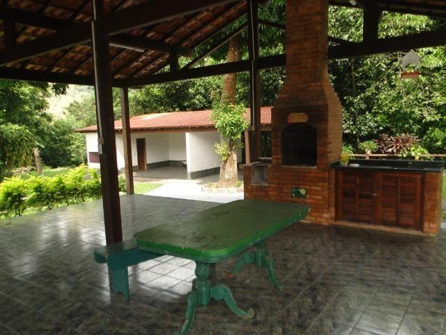 Guapimirim Sítio 97.000m², sede com 4 Quartos, piscina e campo - Foto 9