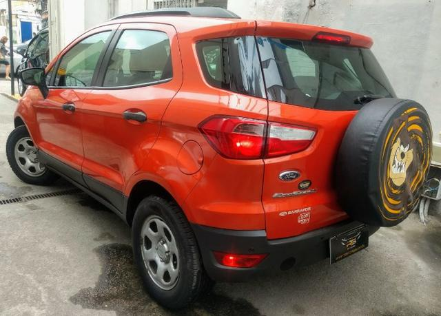 Ford Ecosport SE 1.6 2012/2013 Flex+GNV 4p Manual - Foto 5