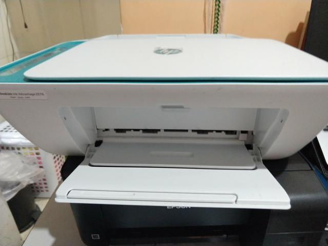 Impressora Multifuncional Deskjet Ink Advantage 2676 - Foto 2