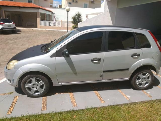 Fiesta ano 2003 Para vende logo 6.500 2019 pago - Foto 3
