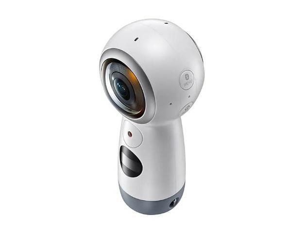 Câmera Gear 360 da Sansumg