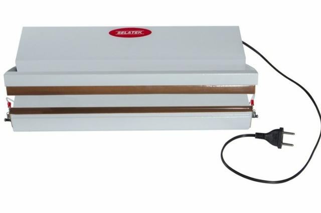 Seladora Para Sacos Plasticos 40cm Manual Bivolt consulte frete gratis