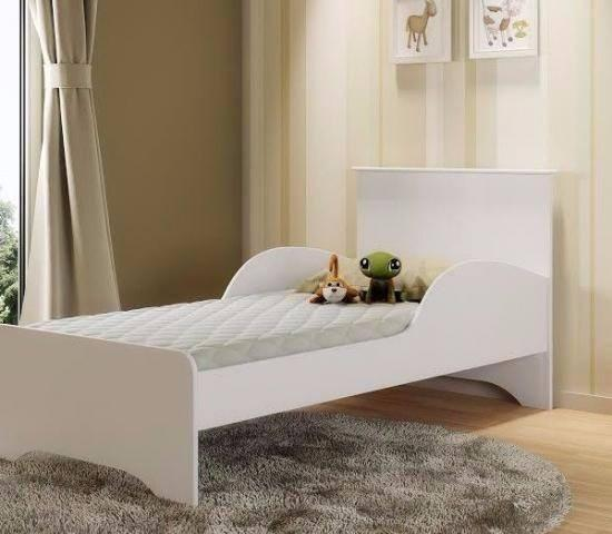 Mini Cama Dani + colchão *NOVO* ShopMix Móveis
