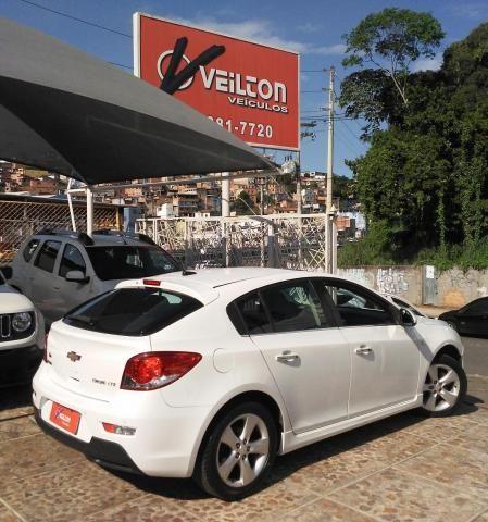 Chevrolet Cruze 2014 1.8 LTZ Sport Hatch Automatico Branco Teto - Foto 4