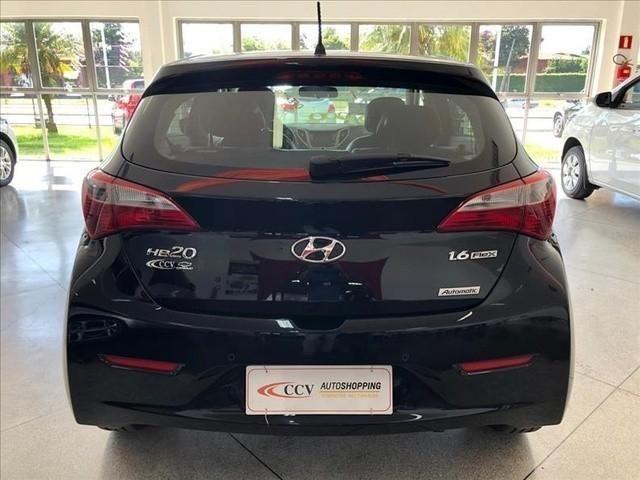 Hyundai HB20 1.6 Premium Flex 4P - Foto 5