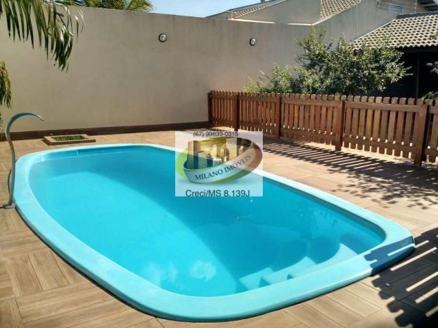 Casa à venda com 2 dormitórios em Ipê, Três lagoas cod:405