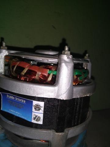 Motor de máquinas de lavar roupas - Foto 4