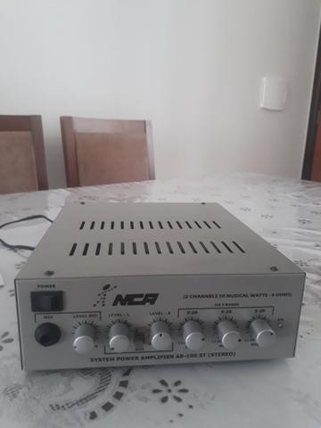 Vendo Amplificador NCA 100w
