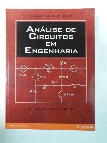 Análise De Circuitos Em Engenharia - J. David Irwin - 4ª Edição - 2008
