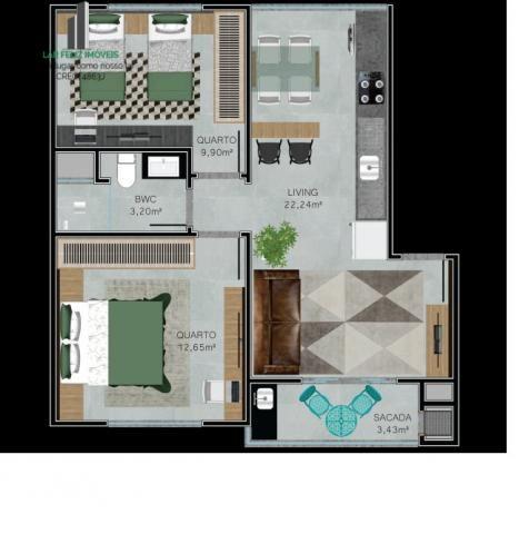 Apartamento, Vila Operária, Itajaí-SC - Foto 6