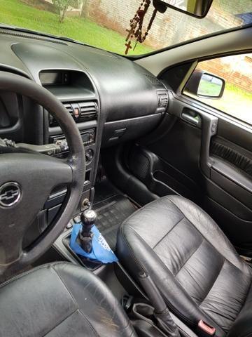 Astra sedan completo + bancos em couro - Foto 4