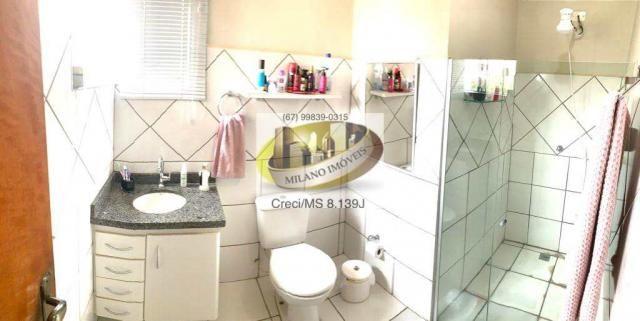 Casa à venda com 2 dormitórios em Jardim alvorada, Três lagoas cod:409 - Foto 10