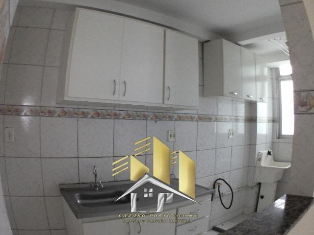 Laz- Alugo apartamento 3 quartos com uma suite no condomínio Viver Serra - Foto 7