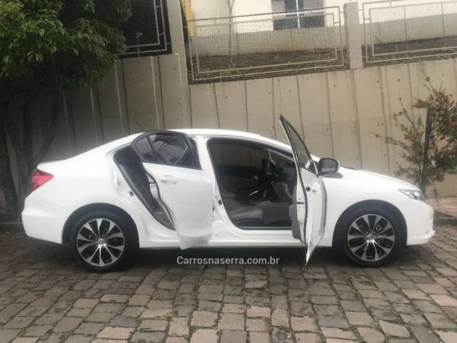 Civic 2.0 lxr 16v - automático 50 mil kms - Foto 5